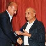 Cappellacci premia A. Longu