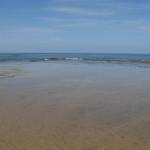 Il mare del Rifugio a Castelsardo