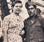 Matteo e Tarsilla Bari 1941