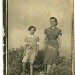 Tarsilla e Cesarina Mannu