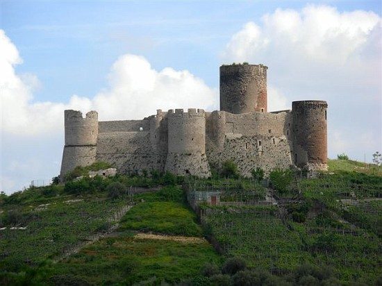 castello lettere